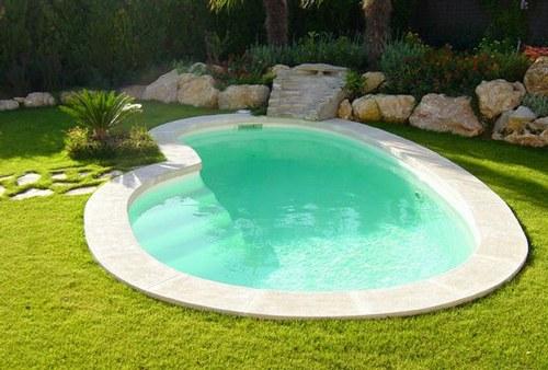 piscinas prefabricadas en poliester precios de las