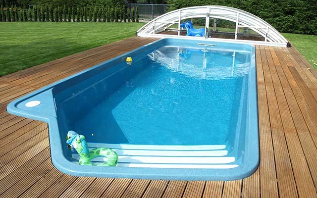Piscinas prefabricadas en poliester piscinas prefabricadas rapidez y calidad asegurada - Precio piscina poliester ...