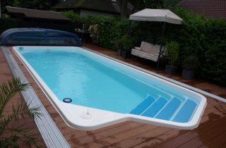 Piscinas prefabricadas en poliester precios piscinas - Precio piscina poliester ...