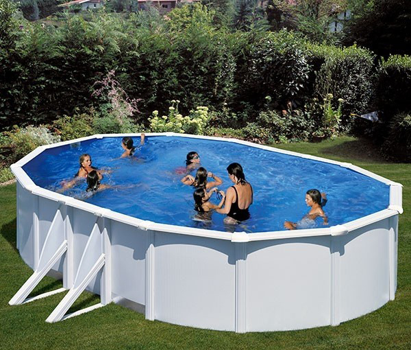 Piscina desmontable enterrada ideas de disenos for Piscinas prefabricadas