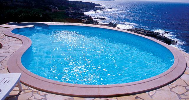Piscinas prefabricadas en poliester venta piscinas fibra for Piscinas hechas a medida