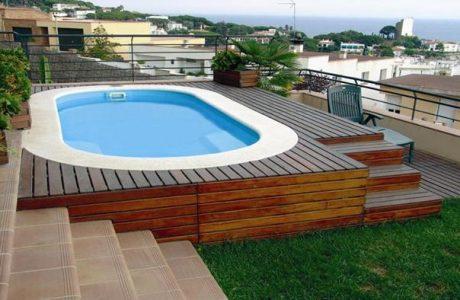 Piscinas prefabricadas en poliester inicio piscinas for Precio piscinas poliester baratas