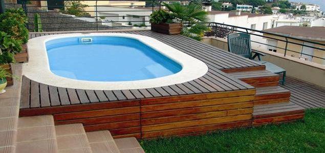 Piscinas prefabricadas en poliester piscinas de poli ster for Piscina poliester
