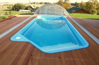 Piscinas de fibra baratas perfect with piscinas de fibra for Precio piscinas poliester baratas