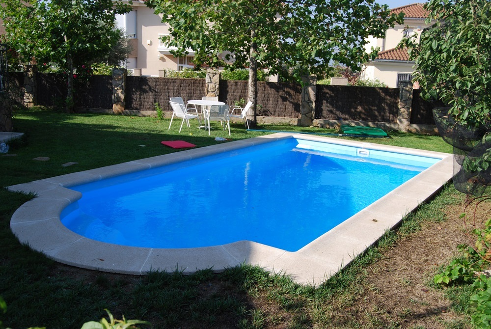 Piscinas plasticas de venta related keywords piscinas for Piscina prefabricada precios