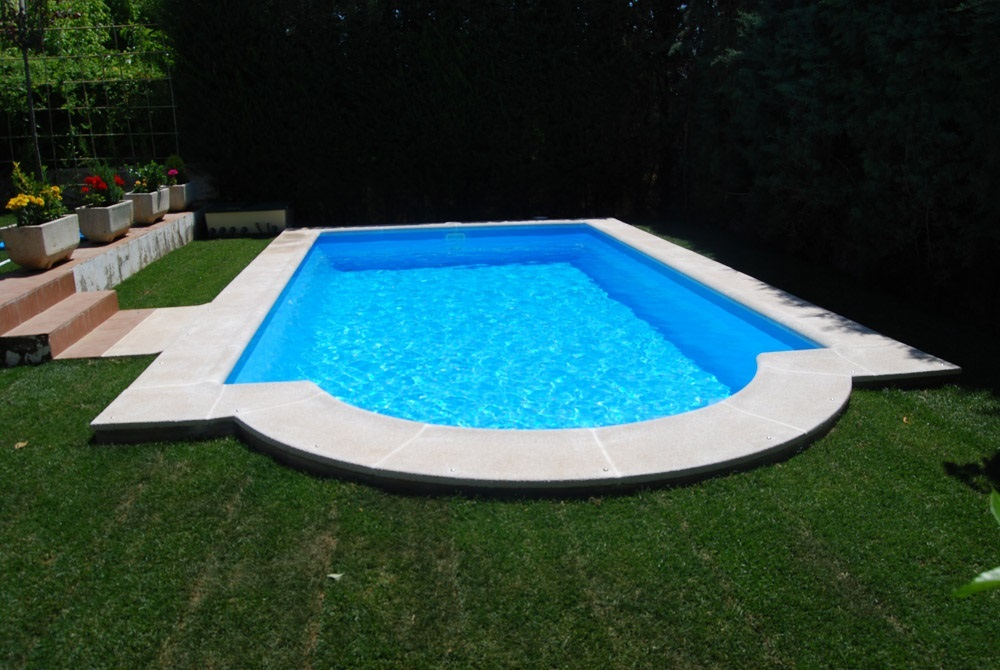 Precio piscina de obra 5x3 simple amazing construccin de for Piscinas extremadura