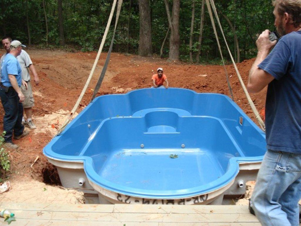 Piscinas prefabricadas en poliester ofertas piscinas for Oferta piscinas bricomart