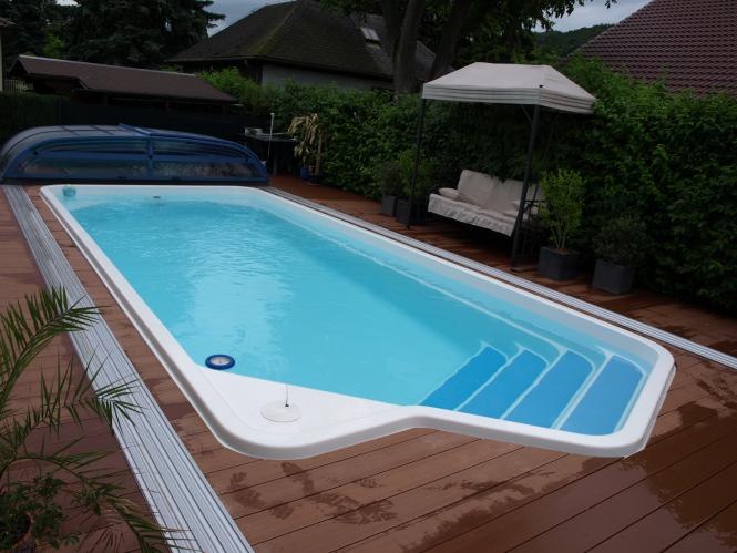 Piscinas prefabricadas en poliester piscinas de poli ster instaladas piscinas prefabricadas en - Piscina prefabricada precios ...