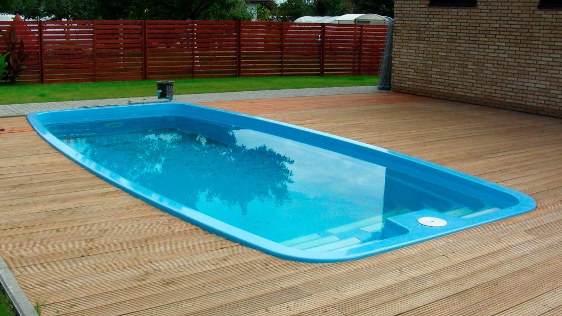 Piscinas prefabricadas en poliester piscinas baratas for Piscinas de plastico baratas alcampo