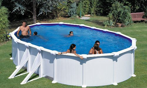 Piscinas prefabricadas en poliester piscinas prefabricadas for Gresite para piscinas precios